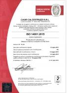 Certificato produzione di calcestruzzo e messa in riserva e recupero di rifiuti inserti